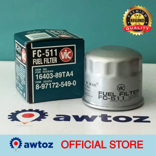 VIC Fuel Filter FC-511