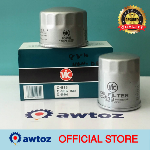 VIC Oil Filter C-508A