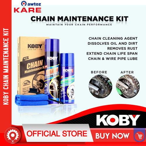 KOBY Chain Lube Bicycle Original