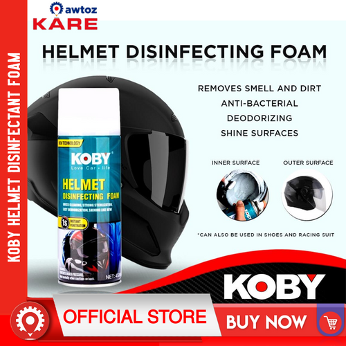 KOBY Disinfecting Foam Cleaner