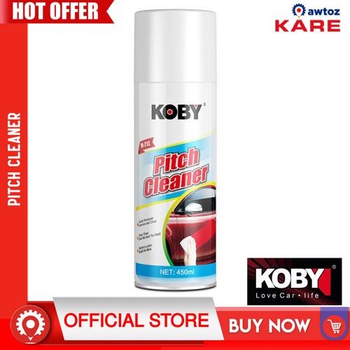 KOBY Pitch Cleaner