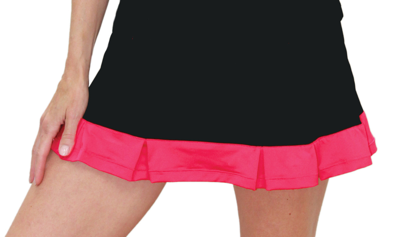 Peachy Tan Marbella Skirt