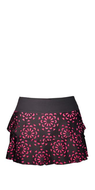 PT0113 Miaflor Laser-Cut Skirt