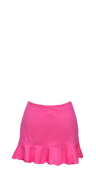Bianca Skirt in Coral Pink Heather