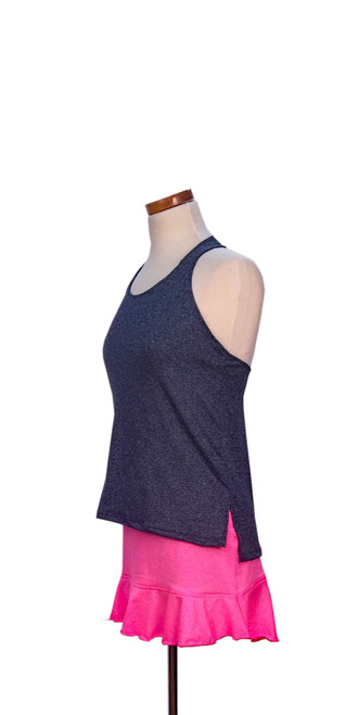Diana Tank in Navy Heather