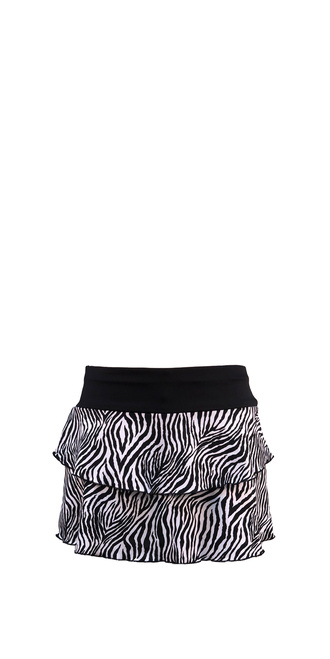 Marina Skirt in Zebra