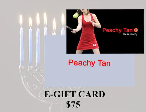 $75 E-Gift Card - Hanukkah