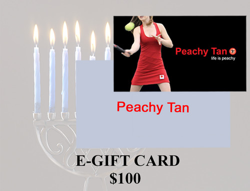 $100 E-Gift Card - Hanukkah