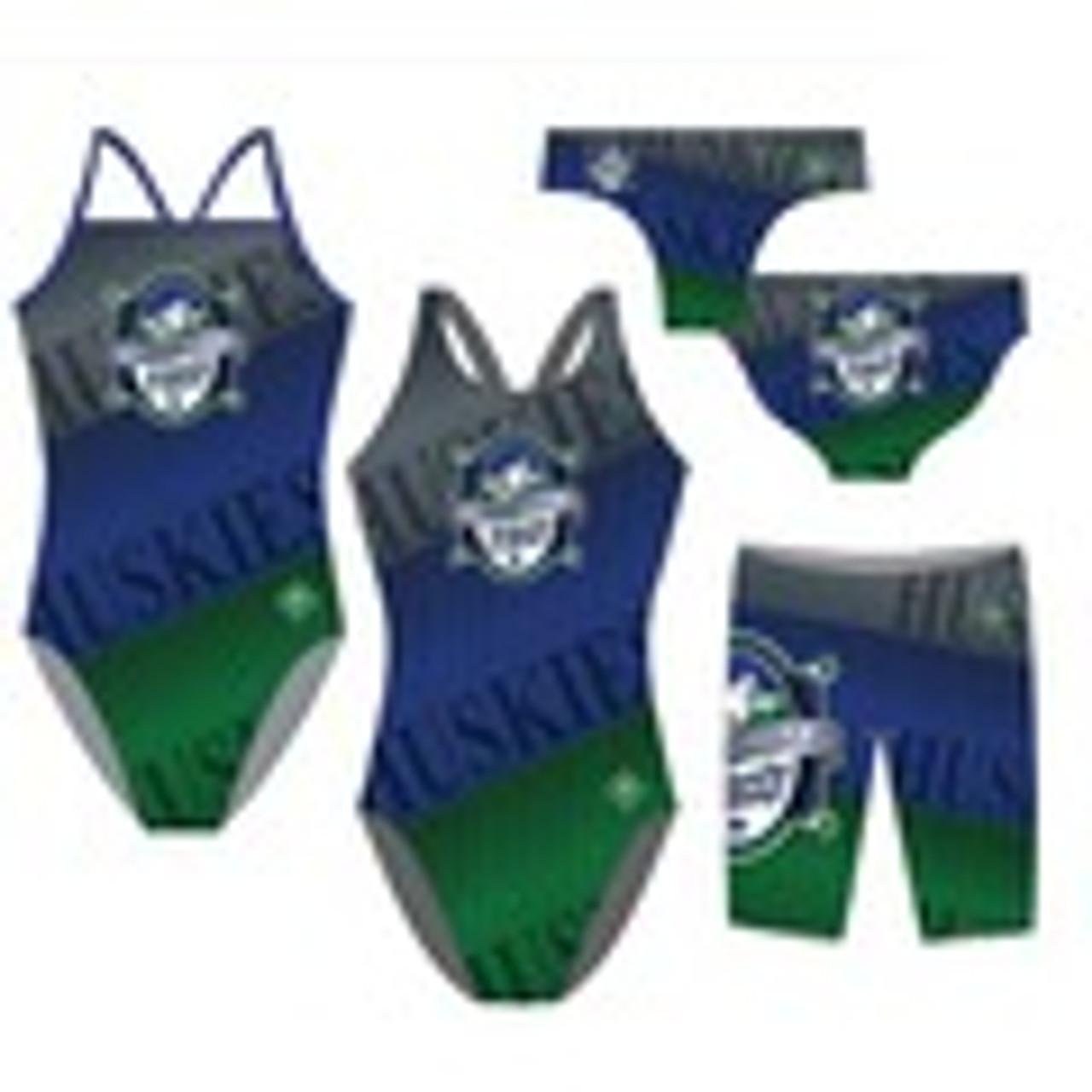 Delfina Custom Swim Suits