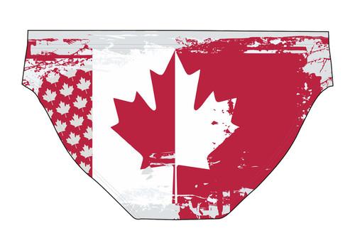 DELFINA MALE CANADA WATER POLO SUIT