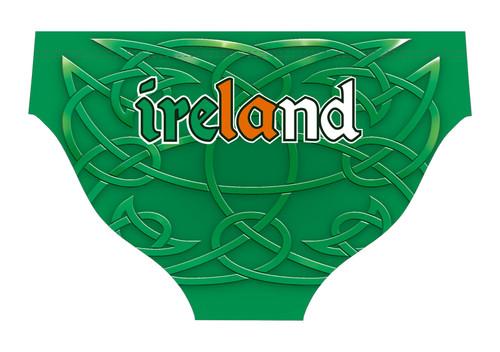 DELFINA MALE IRELAND WATER POLO SUIT