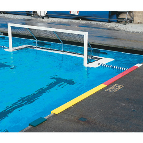 S & R SPORT FLOATING WOODEN WATER POLO GOAL, REPLACEMENT NET
