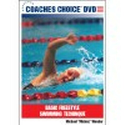 BASIC FREESTYLE SWIMMING TECHNIQUE DVD VIDEO