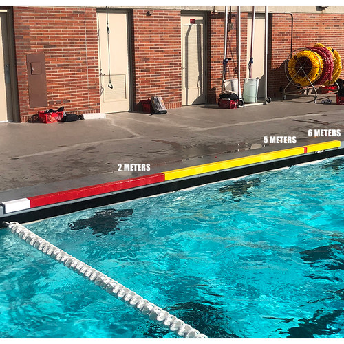 WATER POLO DECK MARKERS SET