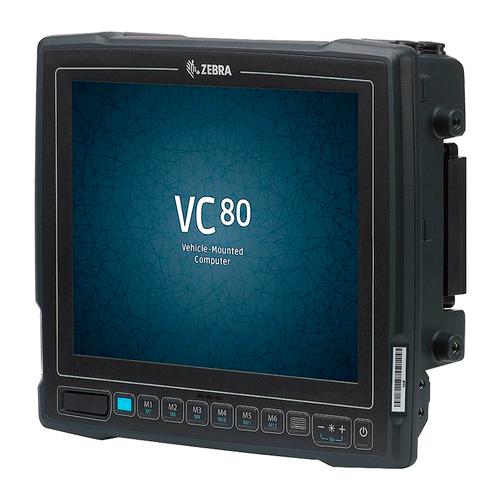 Computadora para montaje vehicular VC80 Zebra
