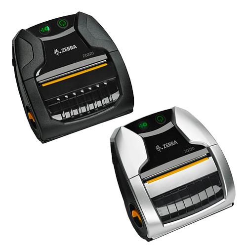 Impresora portátil de etiquetas y recibos ZQ300
