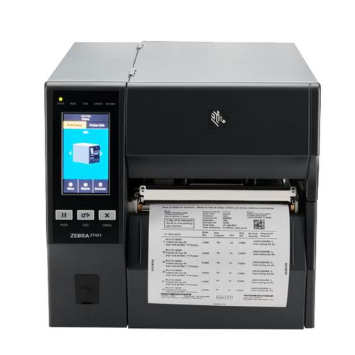 Impresora Zebra ZT421