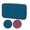 Encore Bluetooth Fabric Speaker, Turquoise