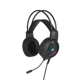 Quest Wired LED Gaming Headphones