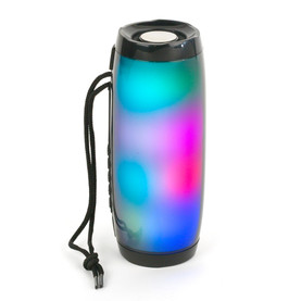 Rechargeable Bluetooth LED Light up Speaker