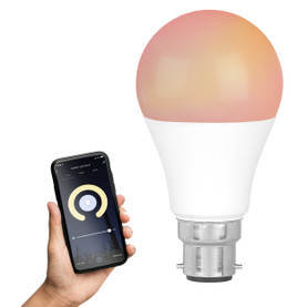 Smart Light Bulb with Bayonet Fitting