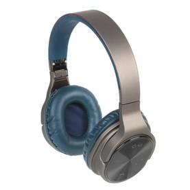 Opulence WDS25 Wireless Bluetooth Headphones, Gold/Navy