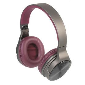 Opulence WDS25 Wireless Bluetooth Headphones, Gold/Berry