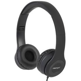 Folding Clarity Headphones, Black