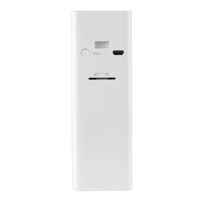 Smart 720 P Doorbell Camera with UK Plug Doorbell Chime