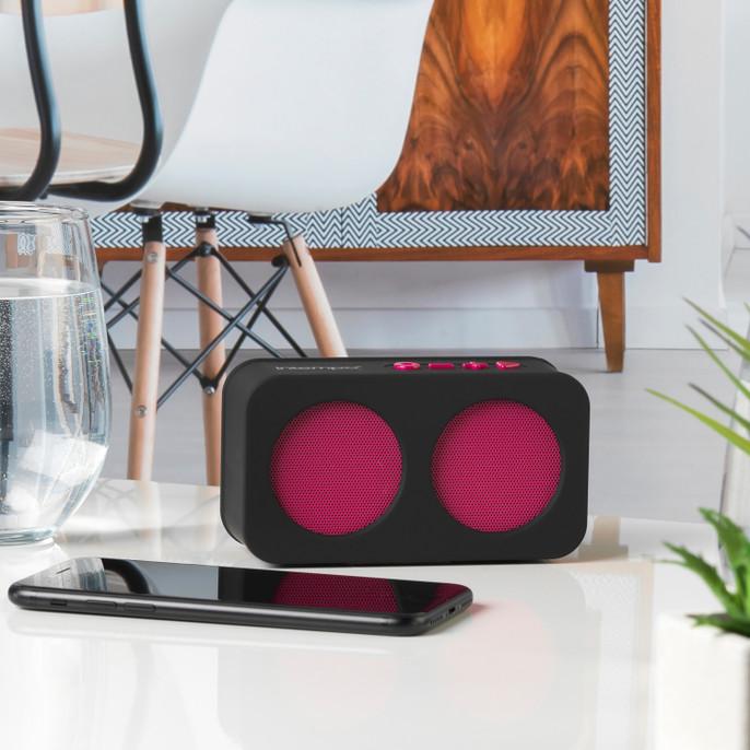 Harmony Bluetooth Speaker, Berry