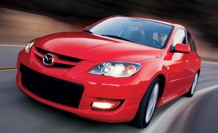 Mazdaspeed3 07+