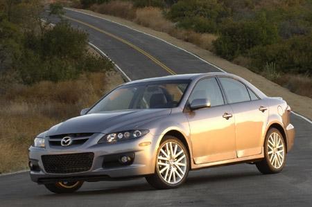 Mazdaspeed6 05-07