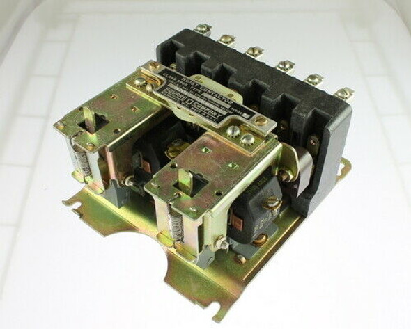 Square D 8965 Ac Reversing Hoist Contactor 110v Volt Coil