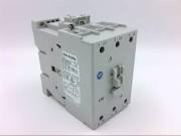 ALLEN BRADLEY CONTACTOR 24VDC COIL & 60A PN# 100-C60D*00