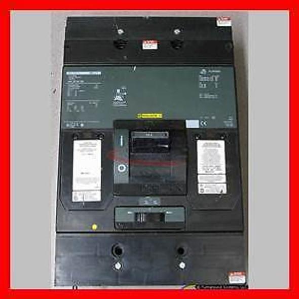 Square D Mhl367001386 U 700A 600V Used