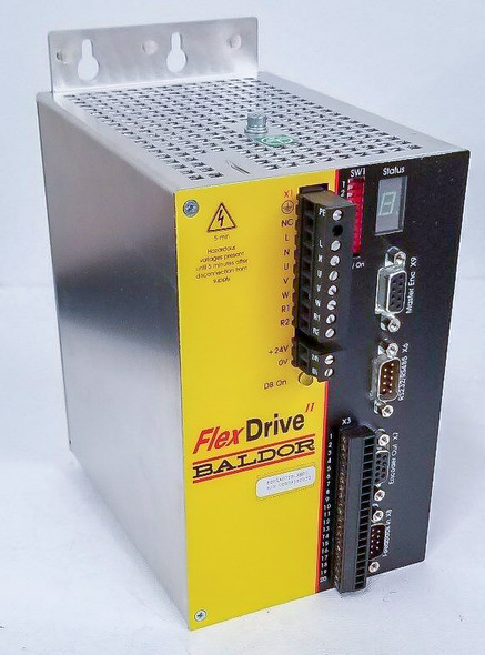 Abb/Baldor Servo Drive - Fdh Series