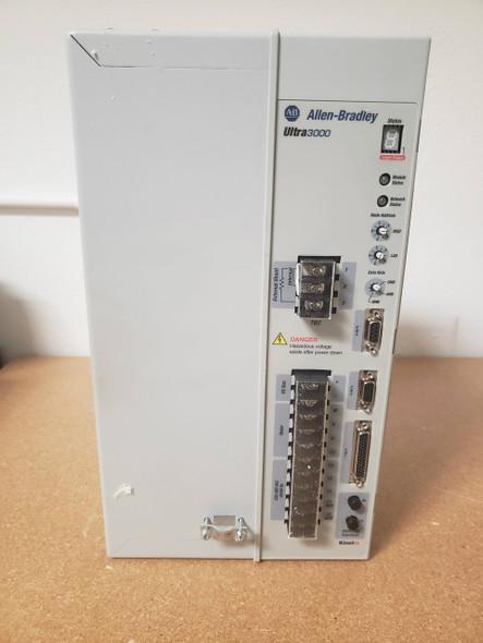 Allen Bradley 2098-Dsd-Hv220-Se Series B, Inverter / Drive, 230/460, 28 Fla