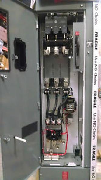 NEW Allen-Bradley 2100 Centerline Size 5 Contactor Fusible MCC Bucket 400A Sz5