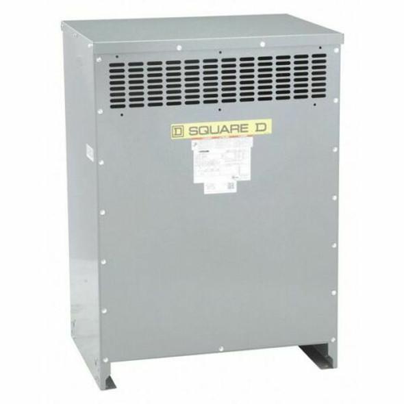 Square D Ex75T3H Transformer 480Vac Input 75Kva