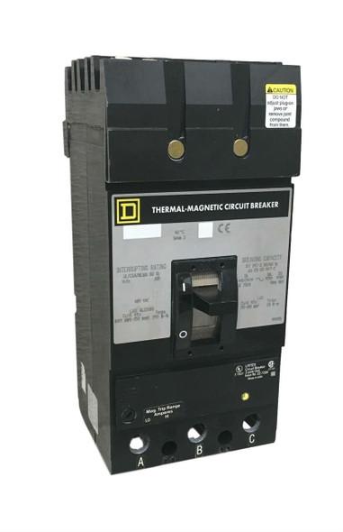 Square D Kc34200 N 200A 480V 3P New