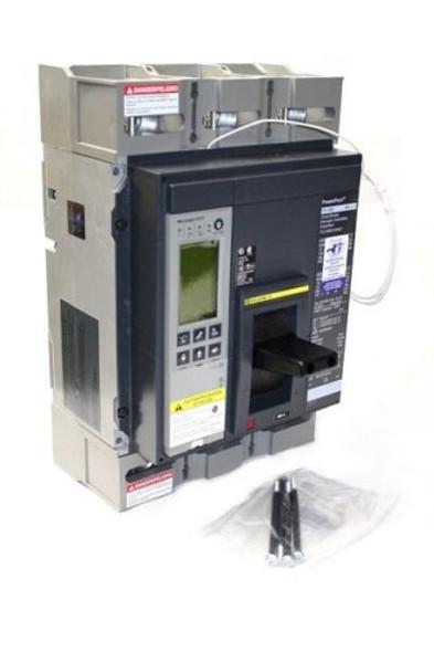 Square D Powerpact Pg 800 Circuit Breaker Pgl36080Cu64Ae1 New