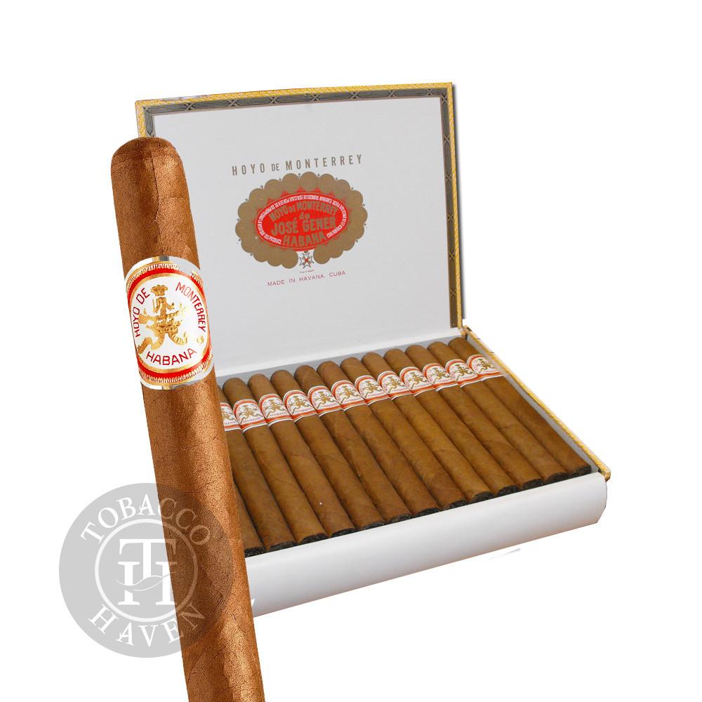 Hoyo De Monterrey - Robusto, 5 1/2 x 54 Cigars (25 Count)