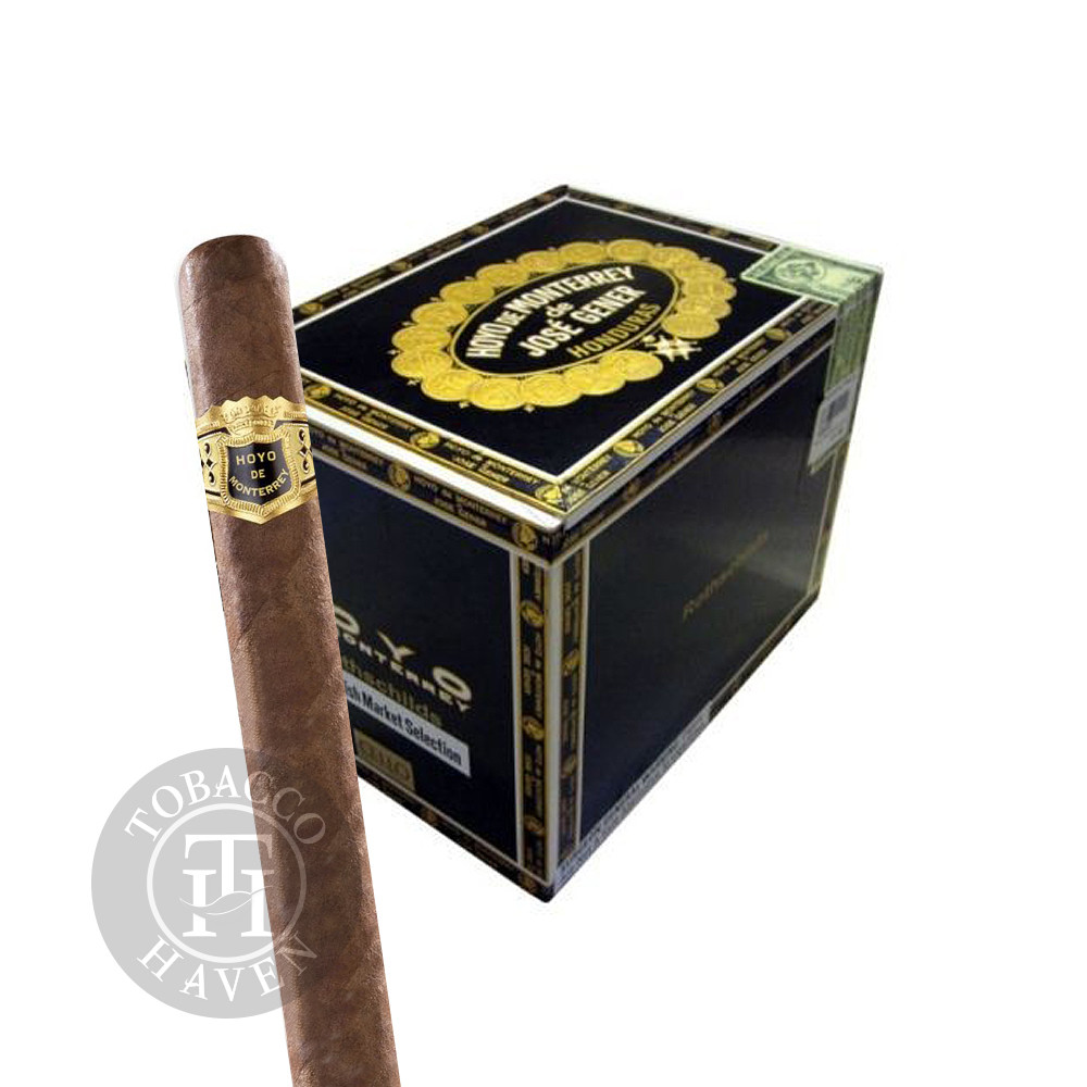 Hoyo De Monterrey - Rothschilds Cello - English Market Selection, 4 1/2 x 50 Cigars (50 Count)