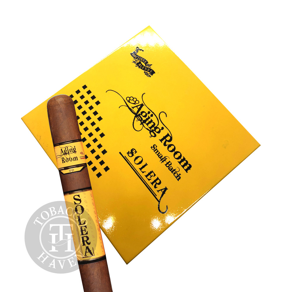 Aging Room Festivo Solera Sungrown Cigars (Box of 21)
