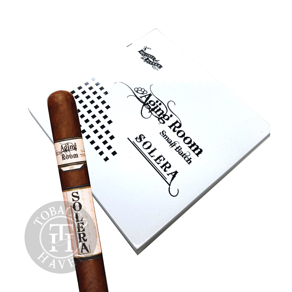 Aging Room Festivo  Solera Maduro Cigars (Box of 21)