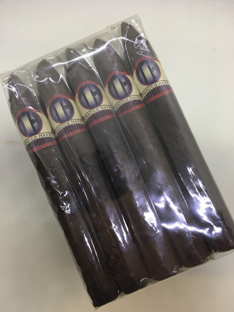 Tobacco Haven Blend 12 Maduro Torpedo