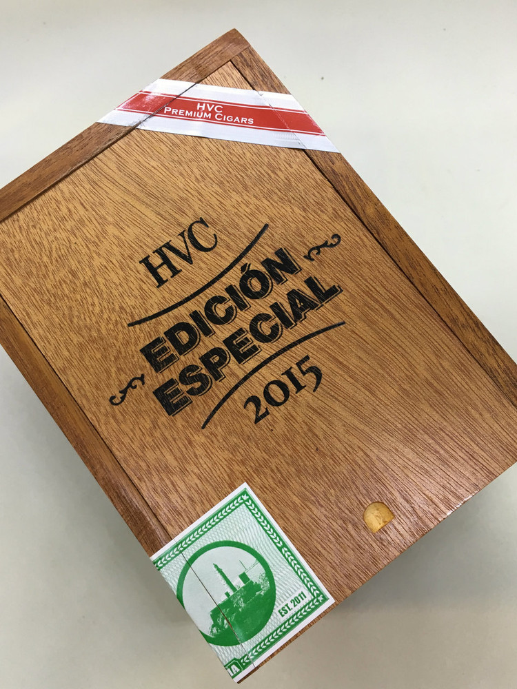 HVC Edición Especial 2015 Toro Box of 20
