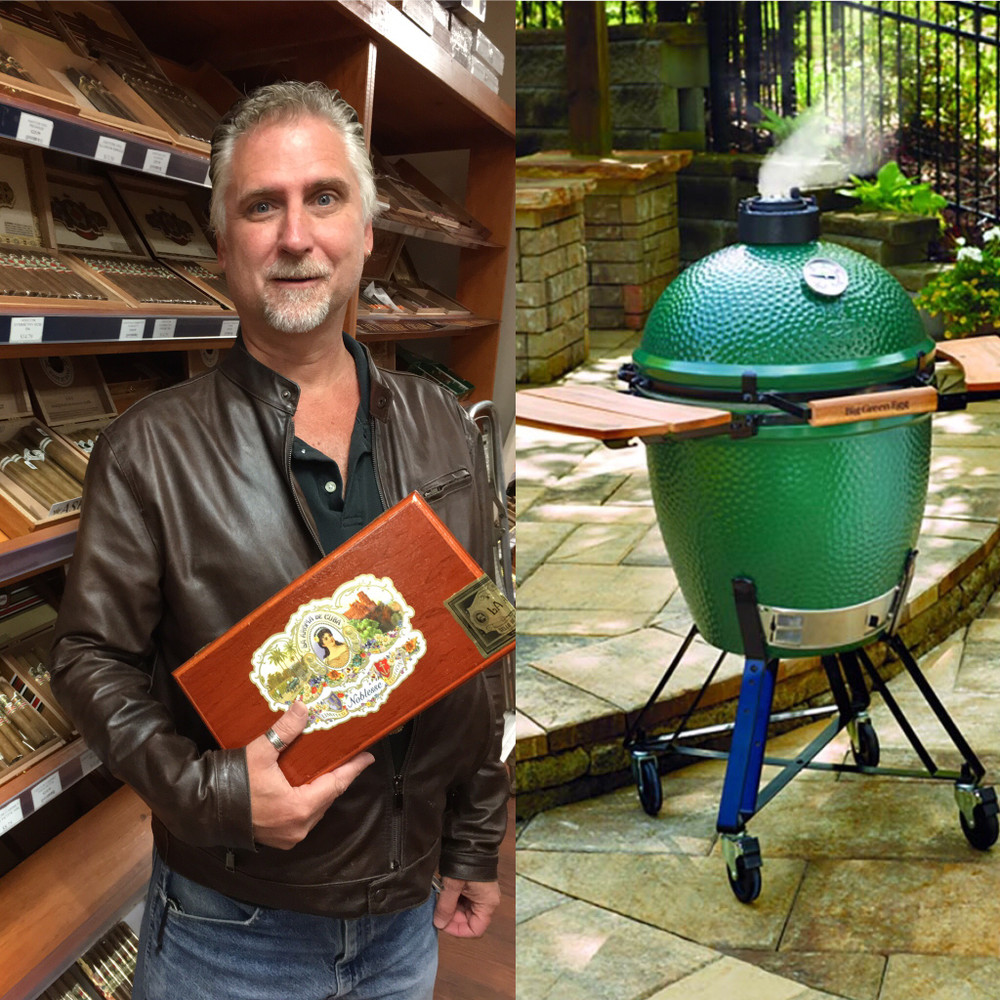 Ashton Cigar Show - $1,400 BIG GREEN EGG WINNER!
