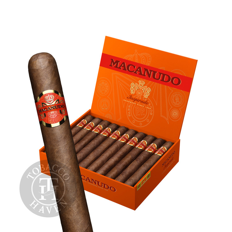 Macanudo Inspirado Orange - Robusto Cigars - 5 x 50  (20 Count)