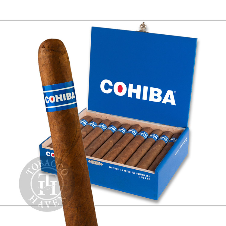 Cohiba - Blue Churchill Cigars, 7 1/2 x 50 (20 Count)